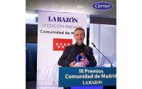 Carrier, reconocido con el premio al compromiso con la calidad de aire