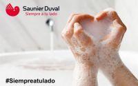 Saunier Duval adopta nuevos protocolos para continuar ofreciendo el mejor servicio