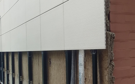 Fachada ventilada: ¿por qué elegir este sistema para rehabilitar tu fachada?