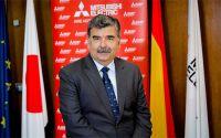 Pedro Ruiz Gómez, nuevo presidente de Mitsubishi Electric Europe, B.V., sucursal España