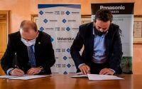 Panasonic y la Universidad de las Islas Baleares unen fuerzas para activar un proyecto educativo sectorial