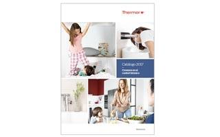 Nuevo Catálogo Thermor 2017: calderas, aerotermia, solar y agua caliente sanitaria