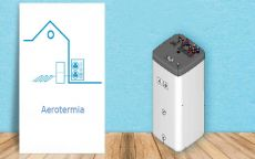 Aerotermia con gestión inteligente del depósito (GID): el futuro de la bomba de calor
