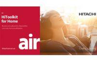 Hitachi presenta la nueva actualización de HiToolkit for Home: programa de selección de aerotermia
