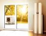 BWL-1S, aerotermia de WOLF para la calefacción, refrigeración y ACS que incentiva el ahorro energético