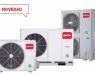 Nuevas gamas de aerotermia para climatización y ACS Eco-Thermal de Giatsu