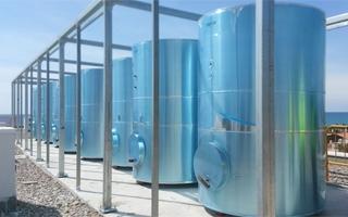 "Acumuladores de Agua Caliente Sanitaria ""IS ACU"" de Inerox"