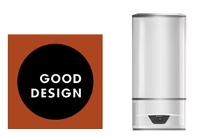 Los termos de Ariston reconocidos con dos prestigiosos Good Design™ Awards