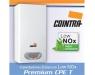 Cointra apuesta por el medio ambiente con sus nuevos calentadores estancos Low NOx PREMIUM CPE-T