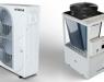 Hitachi amplía su gama de enfriadoras de agua con compresores inverter