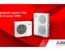 Mitsubishi Electric anuncia la ampliación de su gama City Multi-S (mini VRF)