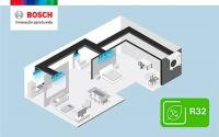 Los equipos de aire acondicionado por conducto de Bosch ya permiten la climatización por zonas