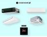 Gama PACi NX de Panasonic, la nueva generación de aire acondicionado comercial
