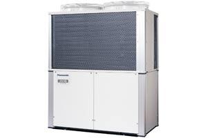 Nueva generación GE3 de sistemas VRF Panasonic con motor a gas