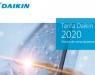 Nueva tarifa de precios Daikin para 2020 con novedades en sus gamas