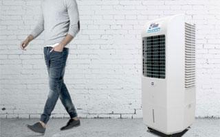 M CONFORT incrementa un 40% las ventas de climatizadores evaporativos portátiles