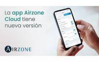 La app Airzone Cloud tiene nueva versión