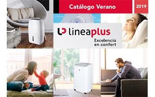 LINEAPLUS lanza su nuevo Catálogo de verano con soluciones de calidad de Aire y Climatización