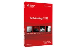 Nueva Tarifa 2018 Mitsubishi Electric Aire Acondicionado