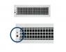 Rejillas de aire acondicionado motorizadas para conductos