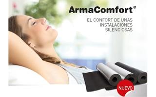 Control acústico de alto rendimiento para tuberías ArmaComfort de Armacell