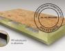 Paneles para aislamiento térmico y acústico de cubiertas ventiladas ISOVENT® de Isosystem