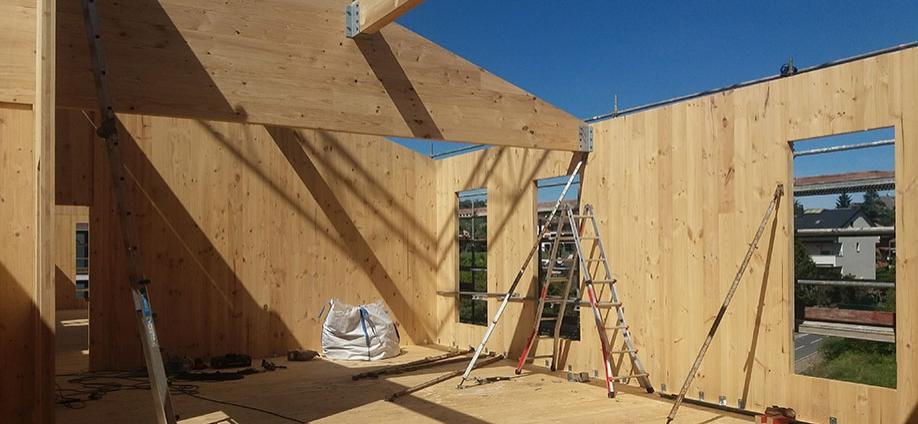 Construcción en madera y aislamiento acústico