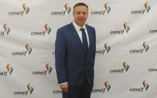 Francisco Alonso, nuevo presidente de CONAIF