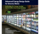 Guía Avanzada de Diseño Energético para tiendas de Alimentación de ASHRAE. Eficiencia energética y ahorro de energía.