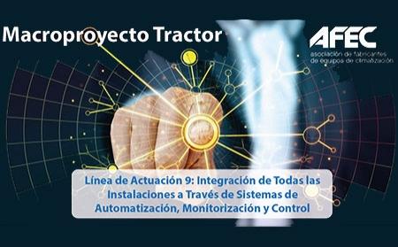Macro Proyecto Tractor sobre la rehabilitación de las instalaciones en edificios ante las Administraciones Públicas