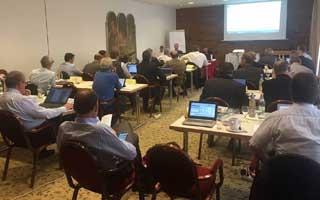 CNI presente en la Asamblea de AREA celebrada en  Chillventa