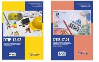 Nuevos Documentos Técnicos de Instalaciones en la Edificación de Atecyr