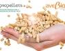 AVEBIOM y Apropellets, preocupados por la difusión de información errónea y confusa sobre los pellets por parte de la OCU