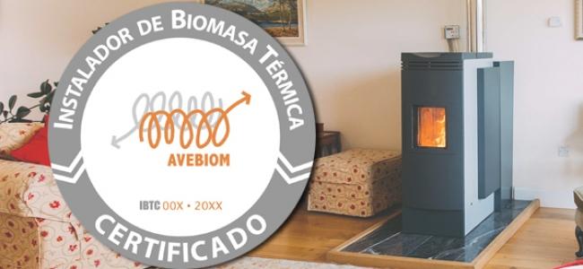 Instalador de Biomasa Térmica Certificado: La garantía de una buena instalación de biomasa