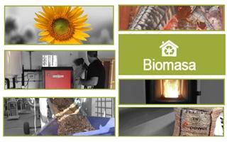 Caloryfrio.com pone el foco en el sector de la biomasa