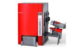 Caldera de biomasa ECO-HK 250-330 kW