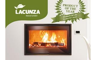 Lacunza lanza los nuevos insertables de leña Adour y Nickel