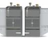 Caldera de pellets automática Effecta Komplet III de Lansolar Ingenieros