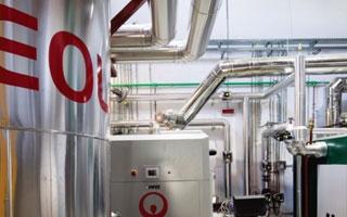 Red de calefacción de biomasa para 398 viviendas del Grupo Fasa