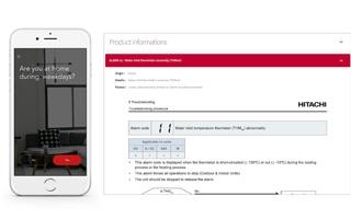 Hi Kumo PRO de HITACHI: la herramienta para facilitar el trabajo de los instaladores de bombas de calor