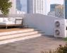 Energy Genius de SABIANA, bomba de calor reversible aire-agua con tecnología inverter de TECNA