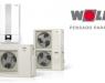 Bomba de calor BWL-1S de Wolf: Calefacción, refrigeración y ACS eficiente