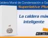 Cointra lanza su nueva caldera de condensación a gas Superlative Plus: la caldera más inteligente
