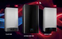 Serie ONE, la nueva generación de calderas de condensación de ARISTON