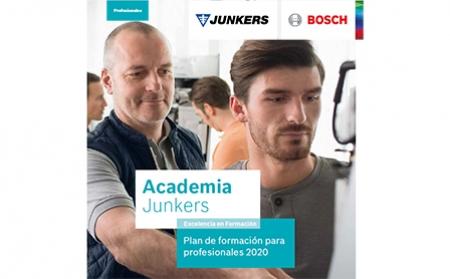 Junkers lanza su nuevo Plan de Formación 2020 para profesionales con cursos presenciales y online