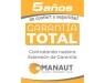 Manautec recomienda la extensión de garantía de cinco años para mantener sus calderas Manaut