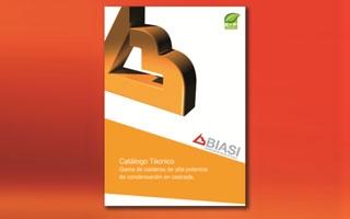 Nuevo catálogo técnico de calderas de condensación y alta potencia en cascada Tradesa