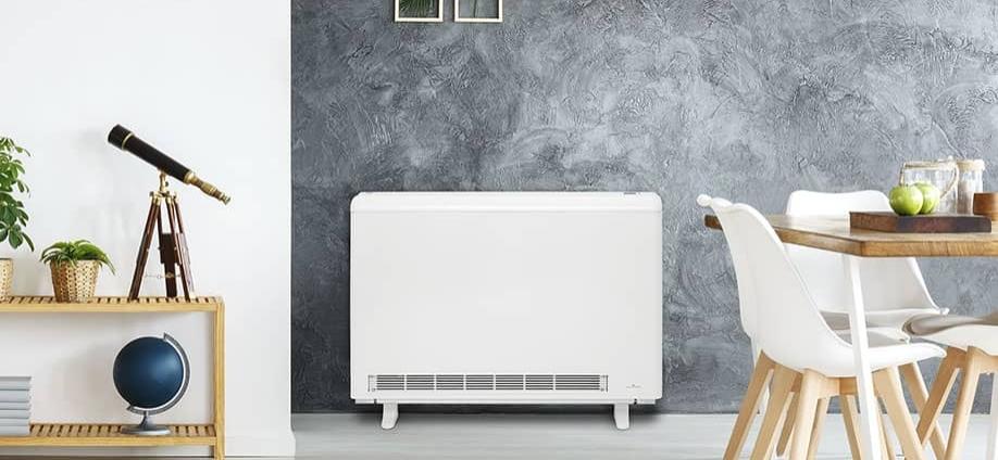 Calefacción fotovoltaica para autoconsumo con acumuladores de calor