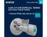 Válvula A·80 X·FLOW Especial Termo de Arco, más caudal y mismo tamaño