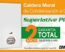 Calderas a gas Superlative Plus de Cointra: 2 años de garantía total